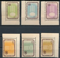 °°° PARAGUAY - Y&T N°724/25/27 + 361/63 PA - 1963 MNH °°° - Paraguay