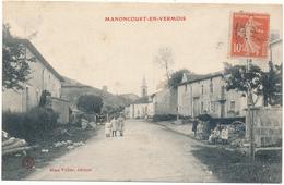 MANONCOURT EN VERMOIS - Autres Communes