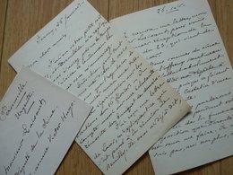 General BOULANGER (1837-1891) Ministre GUERRE. Boulangisme. Exil JERSEY. AUTOGRAPHE - Autographes