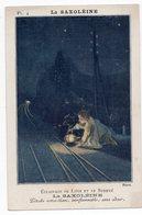 SAXOLEINE  PETROLE DE SURETE  CALENDRIER AU DOS 1898 - Publicité