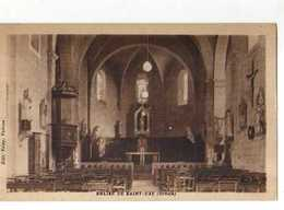 26 Eglise De ST UZE - France