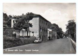 GF (Italie) Liguria 185, S. Lorenzo Della Costa, Berretta, Trattoria Cantinotti, Via Aurelia 95 - Altre Città