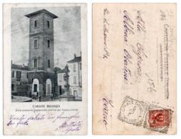 (Italie) Lombardia 094, Carate Brianza, Torre Contenente L'apparecchio Elettrico Per L'acqua Potabile - Italia