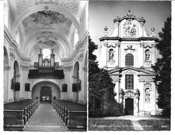 3010m:2 AKs St. Andrä An Der Traisen, Kirchenansichten, Ungelaufen (um 1965) - Herzogenburg