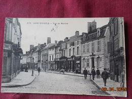 CPA - Saint-Dizier - Rue Du Marché - Saint Dizier