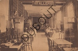 Postkaart-Carte Postale DIEST Hotel Du Progrès Grote Markt Michaux-Lahou (o676) - Diest