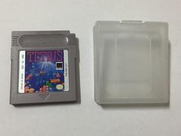 GAME BOY NINTENDO TETRIS  CARTUCCIA +CUSTODIA. - Nintendo Game Boy