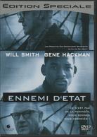 DVD FILM ENNEMI D'ETAT - Will Smith / Gene Hackman - Unclassified