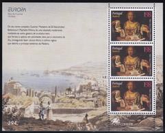 1996, Madeira, 182 C Block 15, Europa: Berühmte Frauen. MNH ** - Madeira