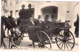 CPA.MEURTHE-et-MOSELLE.NANCY.LA SEMAINE ANGLAISE.JUIN 1909 - Nancy