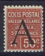 FR - N° 84 - Neuf Sans Charnière XX - TB - - Pacchi Postali