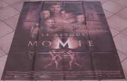 AFFICHE CINEMA ORIGINALE FILM LE RETOUR DE LA MOMIE Stephen SOMMERS Brendan FRASER Rachel WEISZ 2001 - Affiches & Posters