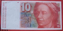 10 Franken 1980 (WPM 53b) - Suiza