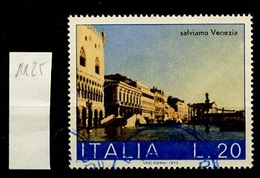 Italie - Italy - Italien 1973 Y&T N°1125 - Michel N°1391 (o) - 20l Venise - 6. 1946-.. Republik