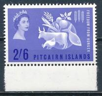 °°° PITCAIRN ISLANDS - Y&T N°35 - 1963 MNH °°° - Francobolli