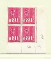 FRANCE  ( FCD7 - 29 )   1974  N° YVERT ET TELLIER  N° 1816  N** - Dated Corners