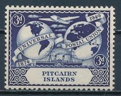 °°° PITCAIRN ISLANDS - Y&T N°14 - 1949 MLH °°° - Francobolli
