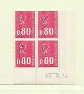 FRANCE  ( FCD7 - 31 )   1974  N° YVERT ET TELLIER  N° 1816GT  N** - Hoekdatums