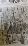 THE GRAPHIC NEWSPAPER 1478. MARCH 26, 1898 CAIRO  EGYPT ASSOUAN INDIA BRIDGETOWN BARBADOES BOAT RACE TYROL MECCA JEDDEH - Tijdschriften