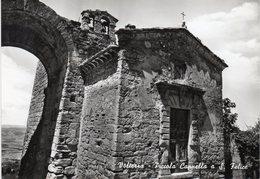 Pisa - Volterra - Piccola Cappella A San Felice - Fg Nv - Pisa