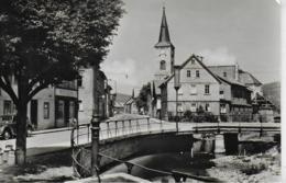 AK 0212  Kaltennordheim - August-Bebel-Strasse / Ostalgie , DDR Um 1959 - Schmalkalden