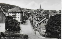 AK 0212  Ilmenau - August-Bebel-Strasse / Ostalgie , DDR Um 1958 - Ilmenau
