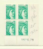 FRANCE  ( FCD7 - 41 )   1977  N° YVERT ET TELLIER  N° 1967a  N** - 1970-1979