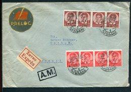 Jugoslawien / 1938 / Expressbrief MiF Nach Deutschland (12062) - 1931-1941 Königreich Jugoslawien