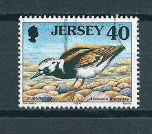 1998 Jersey Birds,oiseaux,vögel Used/gebruikt/oblitere - Jersey