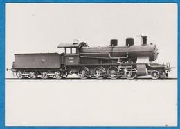 CP - Train - Locomotive Pour Trains De Marchandises - 4-5 2701 - 2732 - 1904-1906. - Trains