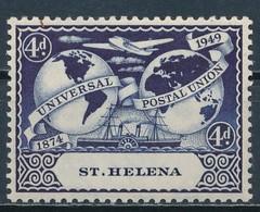 °°° ST. HELENA - Y&T N°115 - 1949 MLH °°° - Isola Di Sant'Elena