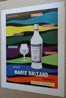 Publicité Pleine Page - Alcool - Marie Brizard Liqueur Supérieure - Publicidad