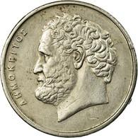 Monnaie, Grèce, 10 Drachmes, 1984, TB+, Copper-nickel, KM:132 - Grèce