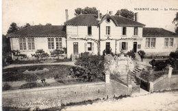 MARBOZ  - La Mairie    (112794) - Autres Communes