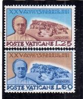 VATICANO VATIKAN VATICAN 1954 PATTI LATERANENSI SERIE COMPLETA COMPLETE SET MNH - Vatican