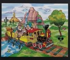 Dominica 1987** Mi.Bl.124. Disney, MNH [13;176] - Contes, Fables & Légendes