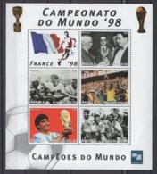 Angola. 1997 Stanley & Gibbon 2014: N° 1095/99 (en Feuilles) **, MNH. Cote 2018 : 7,50 £ - Angola