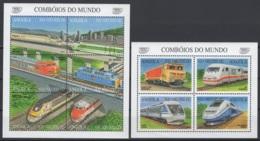 Angola. 1997 Stanley & Gibbon 2014: N° 1203/12 **, MNH. Cote 2018 : 20 £ - Angola