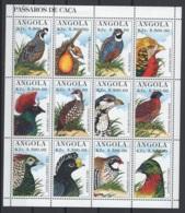 Angola. 1997 Stanley & Gibbon 2014: N° 1127/150 (en Feuilles) **, MNH. Cote 2018 : 22,40 £ - Angola