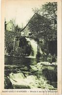 SAINT CHELY D'APCHERS : MOULIN A EAU SUR LA MALGAZANE - Saint Chely D'Apcher