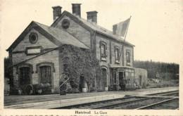 Belgique - Saint-Hubert - Hatrival - La Gare - Saint-Hubert