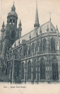 CPA - Belgique - Halle - Hal - Eglise  Notre-Dame - Halle