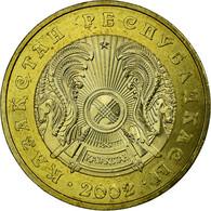 Monnaie, Kazakhstan, 100 Tenge, 2002, Kazakhstan Mint, SUP, Bi-Metallic, KM:39 - Kazachstan