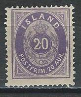 Island Mi 10b * MH - 1918-1944 Administration Autonome