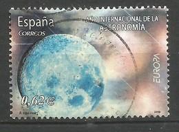 Spanien / Espana  2009  Mi.Nr. 4413 , EUROPA CEPT - Astronomie - Gestempelt / Used / (o) - 2009