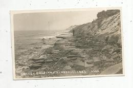Cp,  Angleterre , BLUNDELLSANDS ,coast Erosion, Vierge,exclusive Crosloo Series, Copyright  S.S. Cushing,Gl. CROSBY - Otros