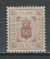 Island Mi D8 * MH - Officials