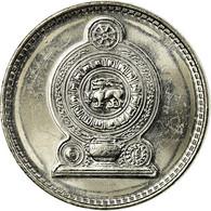 Monnaie, Sri Lanka, 50 Cents, 1996, TTB, Nickel Plated Steel, KM:135.2a - Sri Lanka