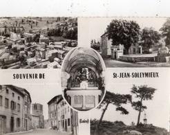 SOUVENIR DE SAINT-JEAN-SOLEYMIEUX MULTIVUES - Saint Jean Soleymieux