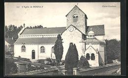 CPA Bouilly, L'Eglise - Non Classificati